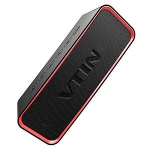 VTIN R2 (ワイヤレススピーカー ポータブルスピーカー IPX6防水規格 Bluetooth4...