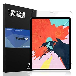 iPad Pro 12.9 2018 フィルム TopACE 【 Face ID 対応 】 硬度9H...