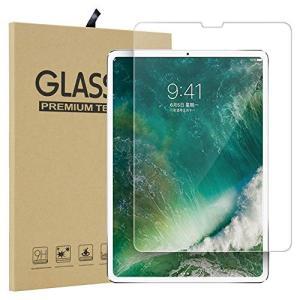 iPad Pro 12.9 強化ガラスフィルム iPad Pro 12.9インチ Qosea 硬度9...