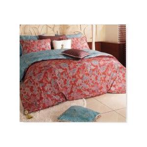 ■モダンでおしゃれなレッドの寝具カバーセット ■ご愛用のベッドや布団に合わせてお作りするフルオーダー...