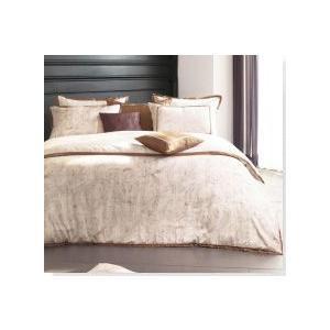 ■どんなお部屋にもなじむベージュ色のモダンな寝具セット ■ご愛用のベッドや布団に合わせてお作りするフ...