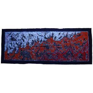 テーブルマット チャイナ少数民族 ろうけつ染め インテリア用装飾品 yumekairo