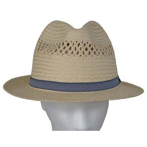 男性用麦わら風帽子|yumekairo