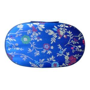 中国刺繍の小物入れ yumekairo