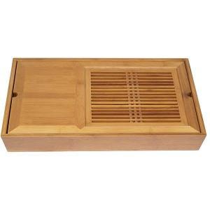 竹製 茶盤 烏龍茶用|yumekairo