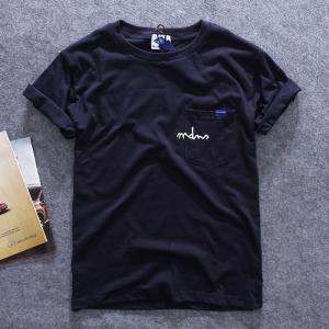 Tシャツ メンズ アメカジ プリントTシャツ カレッジ 半袖Tシャツ ロゴT 文字 カットソー   ...
