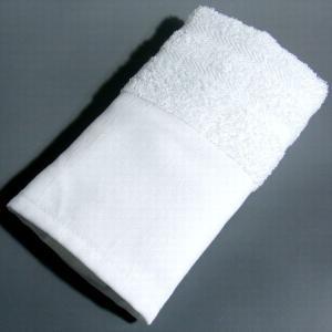 コーマ70木綿地付きフェイスタオル(120枚セット/1枚213円)コーマ糸使用高級タオル 日本製 泉州タオル 送料無料|yumekoboshop