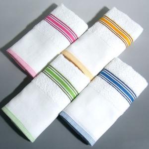 サイズ 約34×93cm 重 さ 約75g 素 材 綿100% 組 成 木綿地・カラーボーダー 原産...