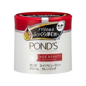 《ユニリーバ》 ポンズ エイジビューティー クリームクレンジング (270g) yumekurage