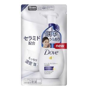 《ユニリーバ》 Dove ダヴ ビューティモイスチャー クリーミー泡洗顔料 つめかえ用 (140mL) yumekurage