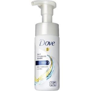 《ユニリーバ》 Dove ダヴ 3in1 メイクも落とせる泡洗顔料 (135mL) yumekurage