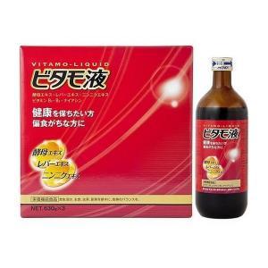 《森田薬品》 ビタモ液 630g×3本入 (栄養機能食品)(滋養強壮剤)|yumekurage