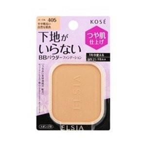 《コーセー》 エルシア BBパウダーファンデーション (レフィル) 405 SPF21/PA++ 10g|yumekurage