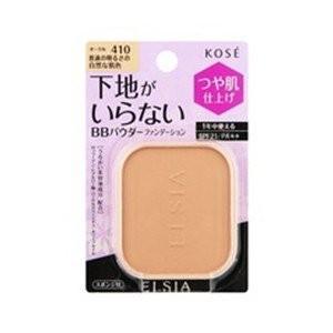 《コーセー》 エルシア BBパウダーファンデーション (レフィル) 410 SPF21/PA++ 10g|yumekurage