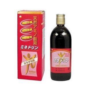 《天野商事》 ミネドリン 600ml 【指定医薬部外品】 (滋養強壮)|yumekurage
