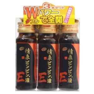 《阪本漢方》 精泉ビンビン液E (50ml×3本)|yumekurage