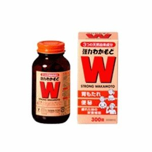 《わかもと製薬》 強力わかもと 300錠 【指定医薬部外品】|yumekurage