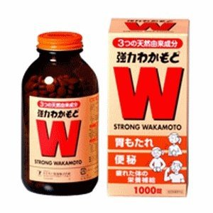 《わかもと製薬》 強力わかもと 1000錠 【指定医薬部外品】|yumekurage