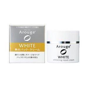 アルージェ ホワイトニング リペアクリーム 30g (美白パック・クリーム) 【医薬部外品】《全薬工業》|yumekurage