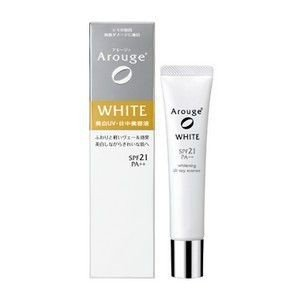 アルージェ ホワイトニング UVデイエッセンス 30g (美白UV・日中美容液)《全薬工業》 yumekurage