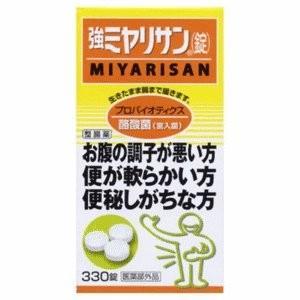 《ミヤリサン製薬》 強ミヤリサン錠 330錠 【指定医薬部外品】 (整腸剤)|yumekurage