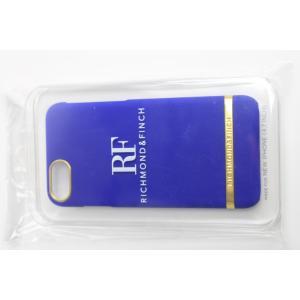 Richmond & Finch】  iPhone 7 ケース カバー FREEDOM CASE ブルー Blue スウェーデン発 北欧デザイン アイフォン 保護カバー IP7-091|yumemirai-store