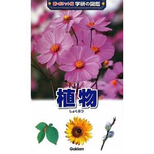 植物 (新ポケット版 学研の図鑑)|yumemirai-store