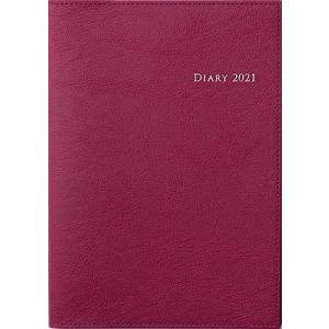高橋 手帳 2021年 A5 ウィークリー デスクダイアリー カジュアル 2 レッド No.432 (2020年 12月始まり)|yumemirai-store