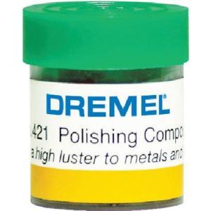 Dremel(ドレメル) ポッリシング用コンパウンド  421 【正規品】 yumemirai-store