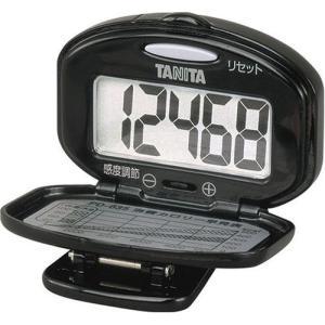 タニタ(TANITA) 歩数計 PD-635 BK yumemirai-store