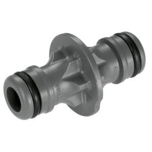 GARDENA(ガルデナ) ホース延長ジョイント ~ ホースの延長や19 mm(3/4) から13 mm(1/2) ホースへの変換用 延長継手 02931-20 yumemirai-store