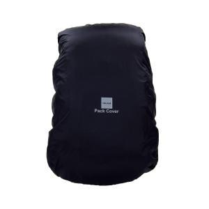 イスカ パックカバー35 ブラック 25-35L 261201 yumemirai-store