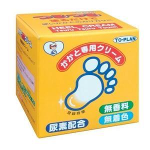 TO-PLAN(トプラン) かかとクリーム110g 尿素配合クリーム|yumemirai-store