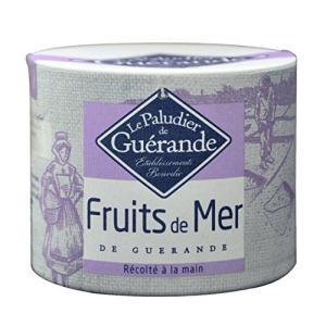 フリュードメールドゲランド ゲランドの塩「海の果実」BOX入り 125g yumemirai-store