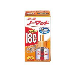 アース製薬 アースノーマット 180日用 取替えボトル 無香料 1本入|yumemirai-store
