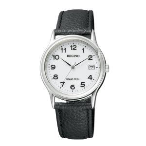 [シチズン]CITIZEN 腕時計 REGUNO レグノ ソーラーテック スタンダードモデル RS25-0033B メンズ|yumemirai-store
