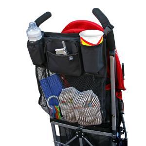 ジェイエルチルドレス ( J.L. Childress ) ベビーカー用 多機能小物入れバッグ Cups 'N Cargo Stroller Organiser|yumemirai-store