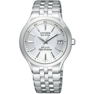 [シチズン]CITIZEN 腕時計 EXCEED エクシード Eco-Drive エコ・ドライブ 電波時計 EBG74-2791 メンズ|yumemirai-store