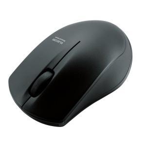 エレコム ワイヤレスマウス Bluetooth IRセンサー 3ボタン 省電力 3ボタン ブラック M-BT12BRBK|yumemirai-store