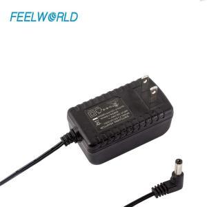 Feelworld アダプター 汎用ACアダプター Feelworld モニター F450 F550 F570 FW759 FW760 FH7 T7 12V/1.2A - 日本標準 yumemirai-store
