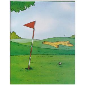オーダーメイドの手作り絵本 大人向けの絵本・ゴルフの本 メール便送料無料|yumemiru-ehon