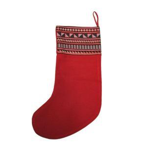 クリスマスソックス クリスマスストッキング エスニック アカ族 yumenetshop
