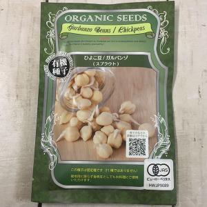 【有機種子】 ひよこ豆/ガルバンゾ Sサイズ 30g スプラウト グリーンフィールドプロジェクト|yumenetshop