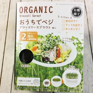 おうちでベジ〜ブロッコリースプラウト栽培キット|yumenetshop