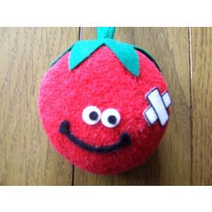 トマトか苺のぬいぐるみチャームストラップ|yumenoren