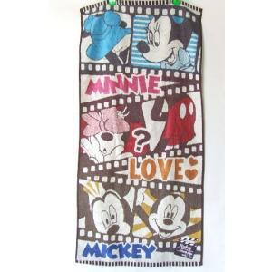 ディズニー・ミッキーマウス&ミニーマウス可愛いバスタオル綿100%|yumenoren