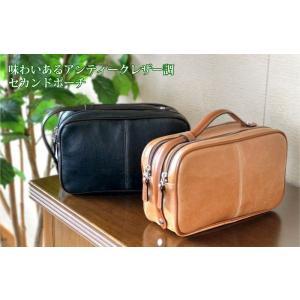 【sale】ANDY HAWARDレトロ調2wayタイプセカンドバッグ日本製(2色有)|yumenoren
