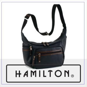 HAMILTONポケット11個合皮ビジネスショルダーバッグ|yumenoren