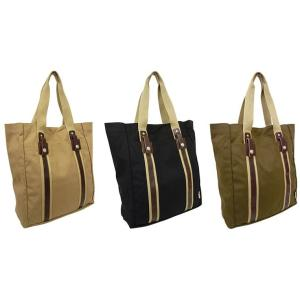 【sale】帆布工房LEATHER LINEトートバッグ(3色有)【送料無料】|yumenoren