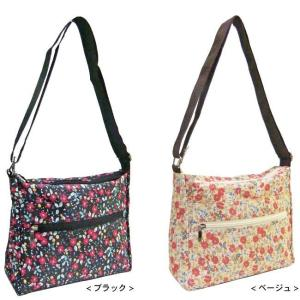 小花柄ショルダーバッグ(2色有)【メール便無料】|yumenoren